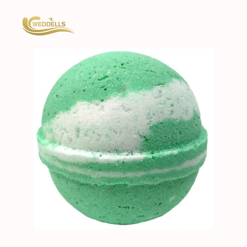 Pain Relieving CBD Bath Bomb , Handmade Bath Bombs For Mend Your Body / Soul